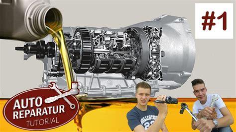 Golf 5 Automatikgetriebe Ruckelt by Automatikgetriebe 214 Lwechsel Teil 1 Tutorial Hd Atf