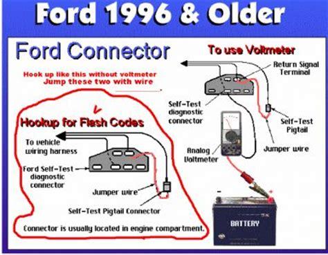 ford ranger check engine light 1994 ford ranger check engine light on koeo mil on start