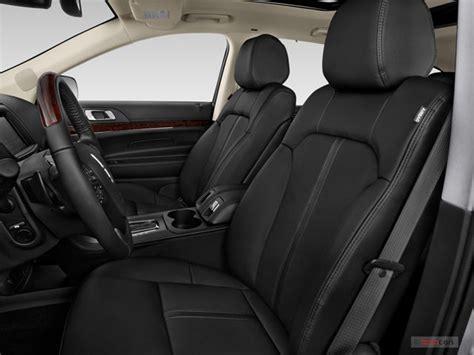 Lincoln Mkz Hazelnut Interior by 2017 Lincoln Mkt Interior U S News World Report