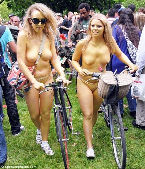 Naked Bike Riders Metro Uk