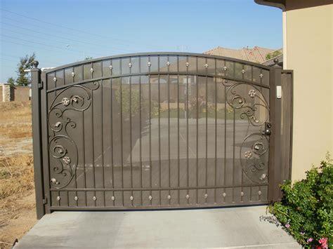 backyard gates side yard gates fresno fence connection