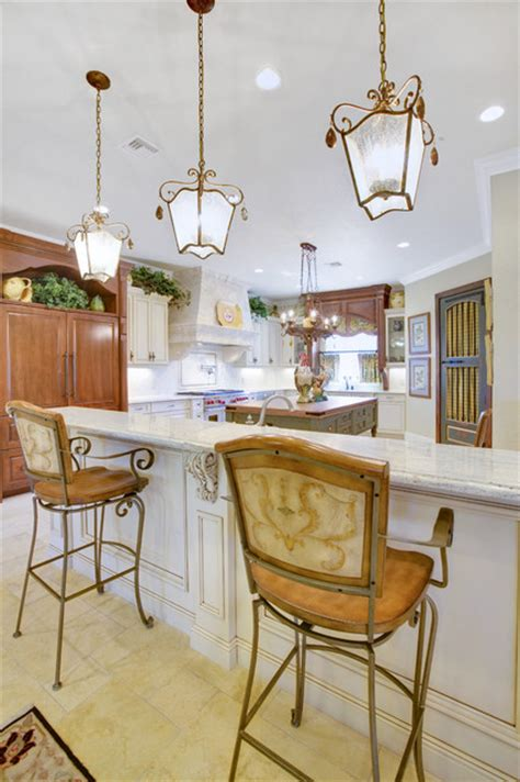 french kitchen lighting french country kitchen