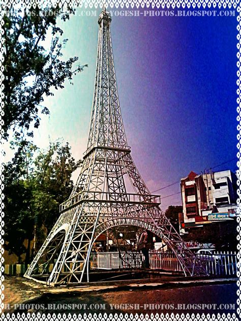 eiffel tower address photos replica of the eiffel tower aurangabad maharashtra india