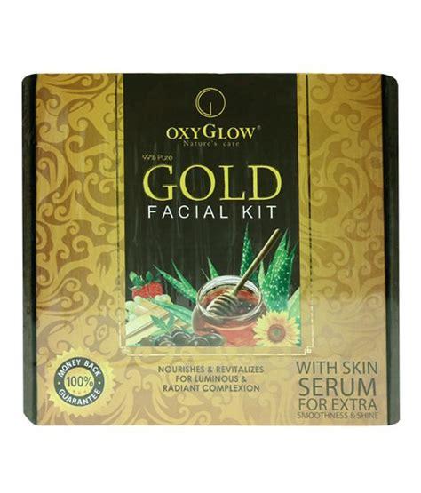 Oxy Glow oxy glow gold kit 165gm buy oxy glow gold
