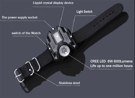 wrist light cost price light led flashlight led wristlight