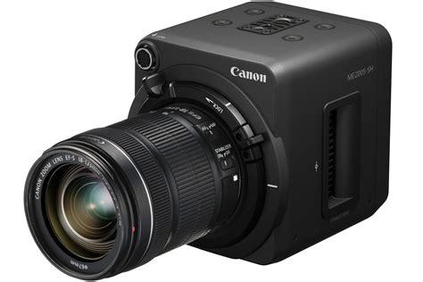 camara video profesional canon me200s sh compact professional camera