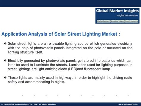 grow light market size solar street lighting market size likely to grow at 23