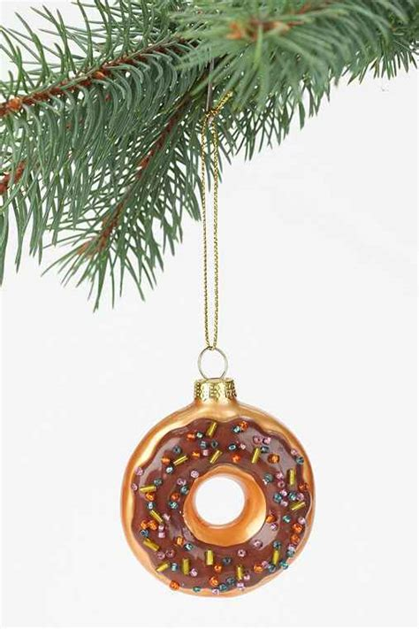donut ornament urban outfitters