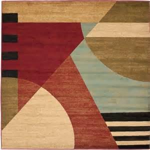 safavieh porcello multi 7 ft x 7 ft square area rug