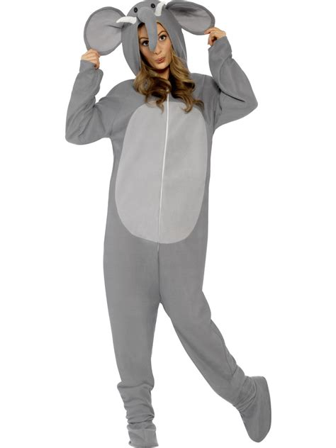 elephant costume elephant onesie costume 27827 fancy dress