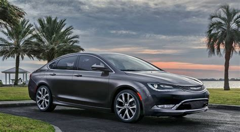 The New 2015 Chrysler 200 by 2015 Chrysler 200 New American D Segment Sedan Image 221182