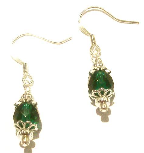 Bead Earring Designs Handmade - handmade bead earrings