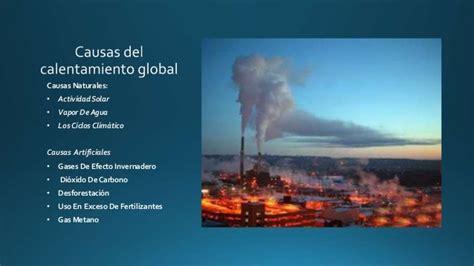 imagenes de gases naturales calentamiento global
