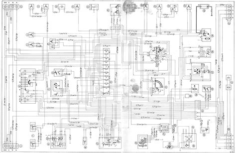 mercedes w114 wiring diagram mercedes wiring