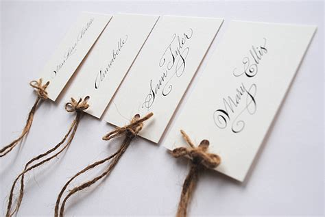 do you put names on wedding place cards luggage tags as name cards wedding forum you your wedding