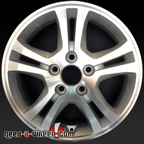 16 quot honda accord wheels oem 2006 07 machined rims 63907