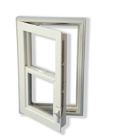 basement exit windows single hung egress window dual use for safe basement exit