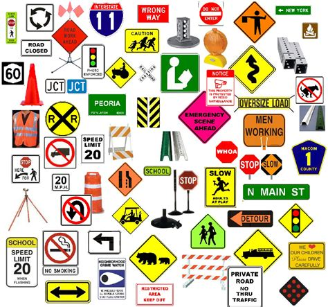 printable road signs and meanings these signs are understood by a collective cultural