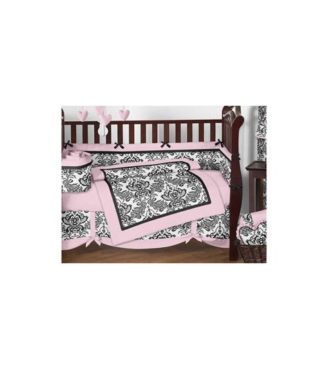 sweet jojo designs crib bedding sweet jojo designs sophia 9 piece crib bedding set