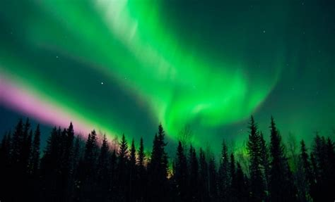 where can the northern lights be seen the northern lights can be seen around fairbanks alaska