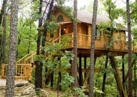 tree house cottage treehouse cottages eureka springs arkansas inns