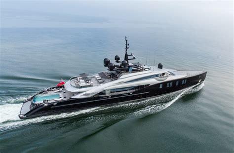 yacht okto the breathtaking okto superyacht from isa yachts