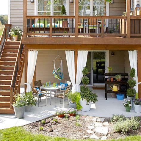 wie einen hinterhof patio gestaltet 15 n 252 tzliche tipps um das patio design perfekt zu gestalten