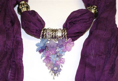 Handmade By Lululu - 75 best scarf jewelry images on