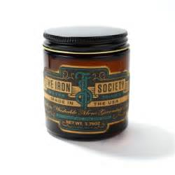 Pomade Water iron society water soluble pomade