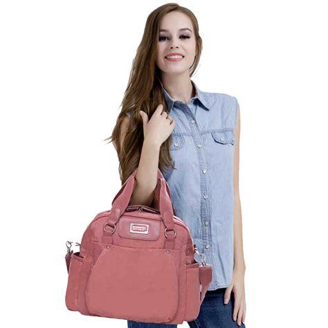 Sunveno Large Capacity Backpack Bag sunveno multifunction bag large capacity mammy bag shoulder bag outdoor backpack in