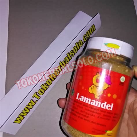 Obat Herbal Amandel Obat Herbal Amandel lamandel obat herbal amandel dan radang kemasan botol