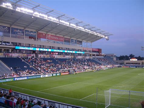 Chicago Toyota Park Image Gallery Toyota Park