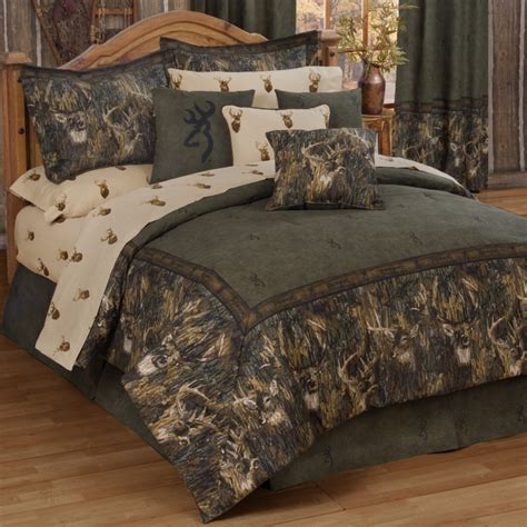 browning comforter sets browning whitetails comforter sets rustic bedding bedding