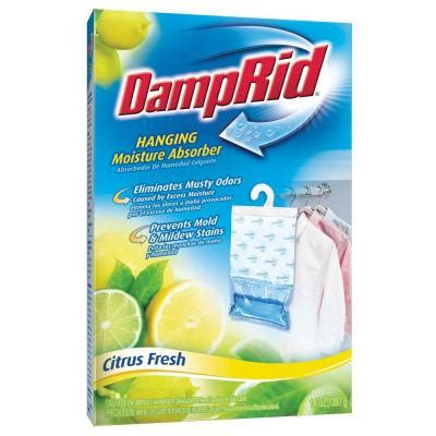 drid 14 oz citrus fresh hanging moisture absorber
