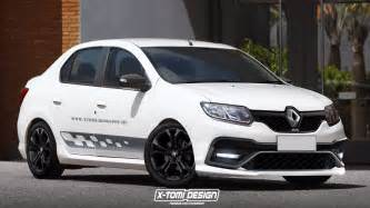 Renault Logon Renault Logan R S Rendered We Would Buy It In No Time