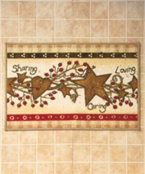 country hearts and stars bathroom decor country hearts and stars rug sharing caring bathroom rug