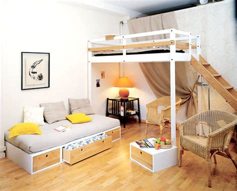 loft bed ideas for small rooms bedroom home furniture design for small space loft bed by