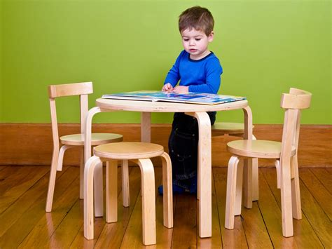 Child Table And Chair Set by Mocka Hudson Table And Chairs Children S Furniture