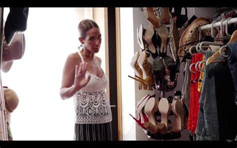 vestidor tamara gorro tamara gorro nos deja mudos con su espectacular vestidor