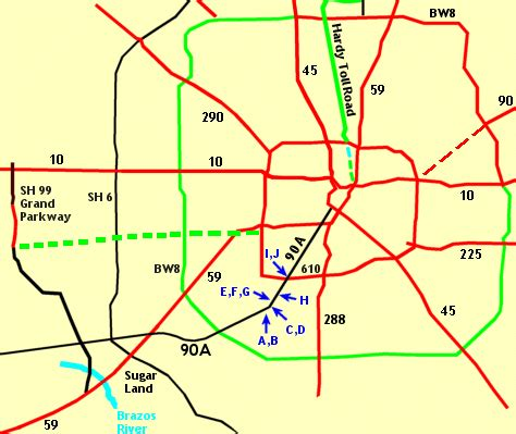 map of toll roads in texas houston tx toll roads map pictures to pin on pinsdaddy