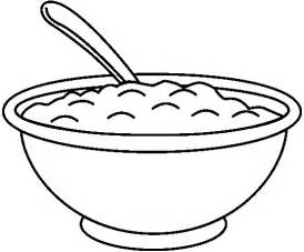 Mash Outline by Mashed Potatoes Coloring Pages