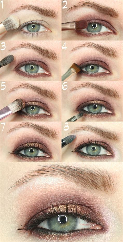 eyeshadow tutorial hooded eyes 13 makeup tips every person with hooded eyes needs to know