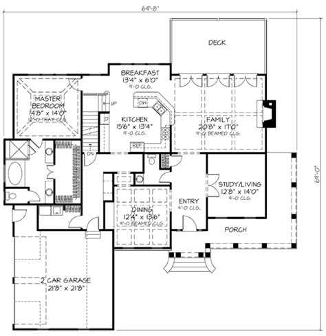 Fox Hall Southern Avenues Southern Living House Plans Southern Avenues House Plans