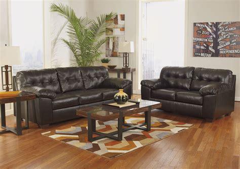 durable living room furniture american furniture galleries alliston durablend chocolate
