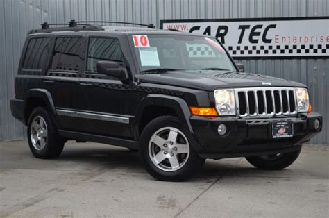 commander jeep 2010 2010 jeep commander photos informations articles