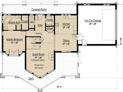 the story of craftsman style bungalow floor plans