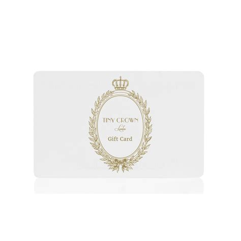 Crown Gift Cards - tiny crown gift card 163 25 tiny crown