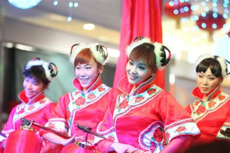 lunar new year clothing celebration held for lunar new year in russia