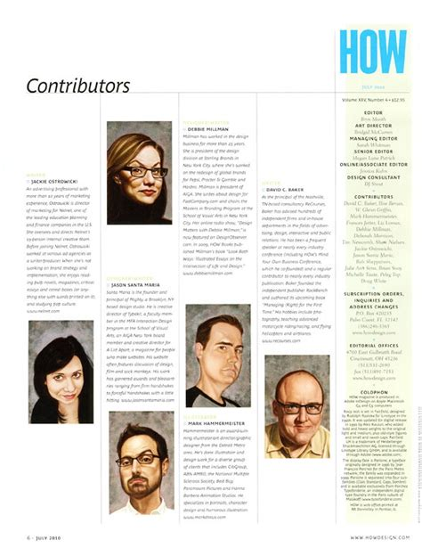 biography page layout 19 best magazine table of contents contributors images