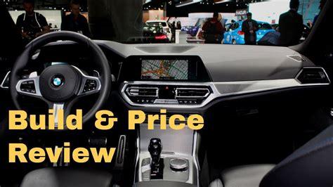 bmw mi xdrive sedan build price review specs